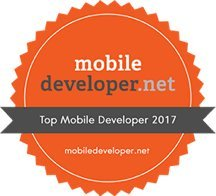 top mobile developer 2017