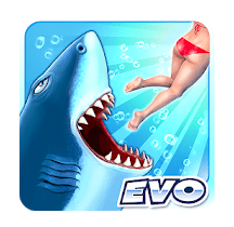 Hungry Shark Evolution MOD APK v6.3.6