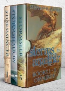 Storms in Amethir Books 1-3 Omnibus