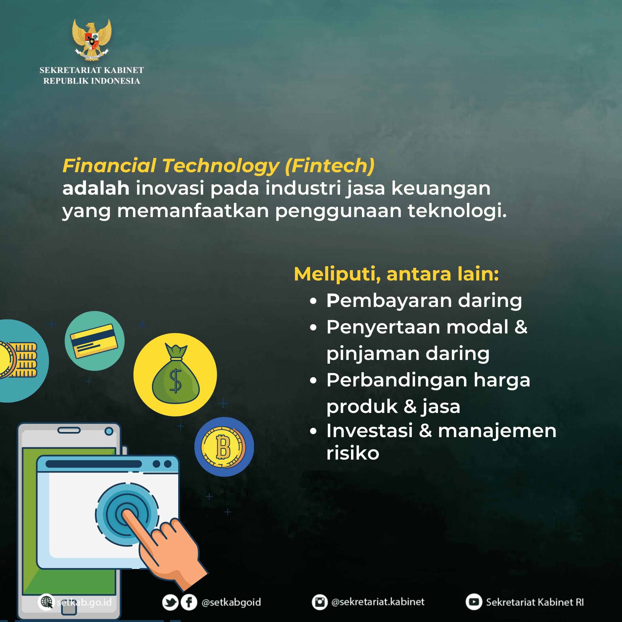 Pesan Presiden Joko Widodo pada Pembukaan Indonesia Fintech Summit 2020 dan Pekan Fintech 2020,, Rabu (11/11)