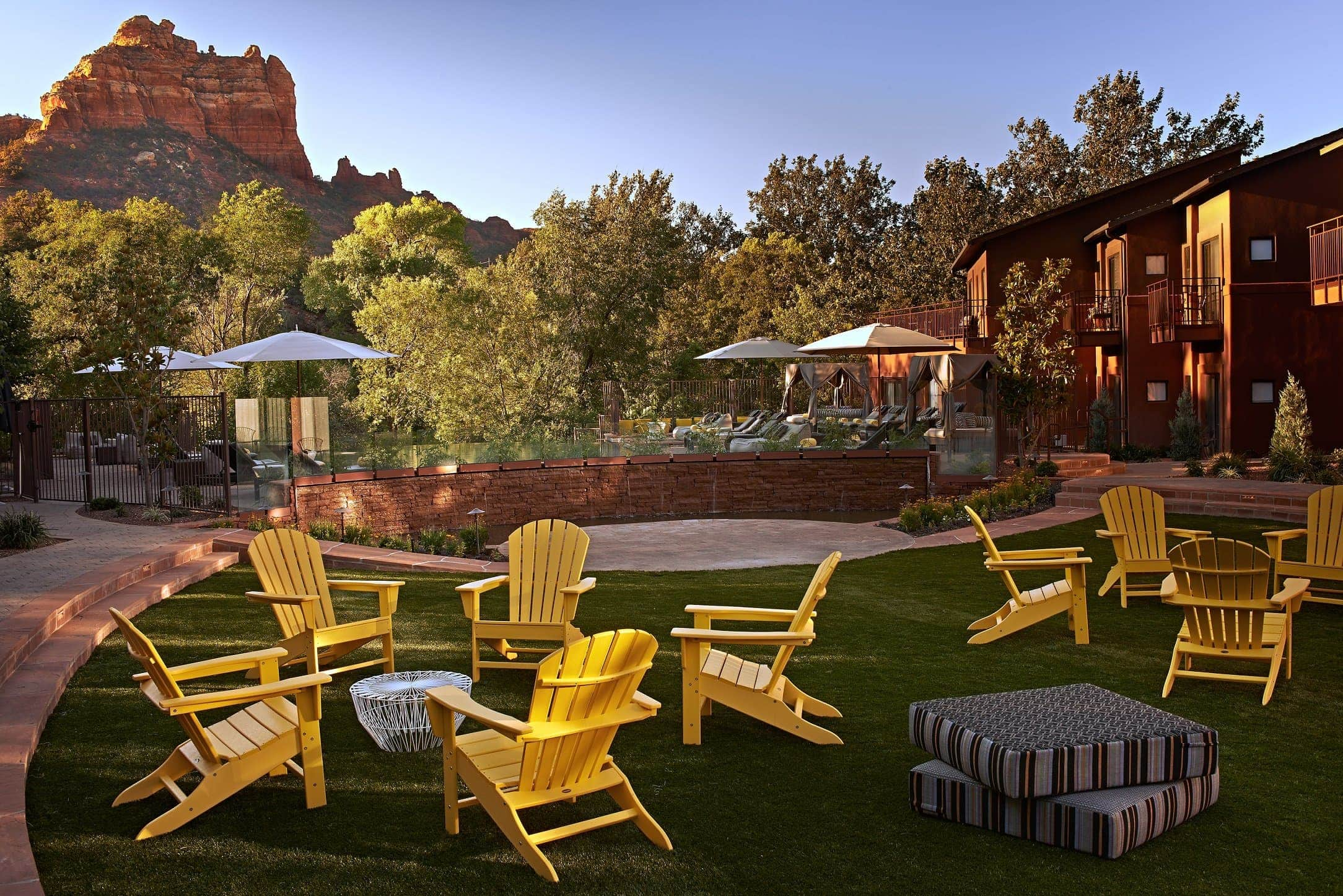 Recharge in Scenic Sedona during hectic holidays with Kimpton special package