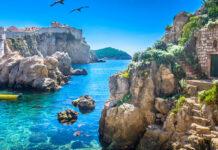 Chorwacja – zabytkowe stare miasto Dubrovnik sceneria serialu gra o tron