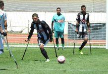 Maringá recebeu entre os dias 15 e 17 de novembro o Campeonato Brasileiro de Futebol para Amputados.