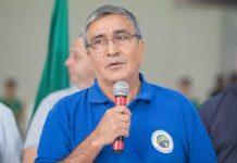 Maringá recebeu elogios do presidente da Confederação Sul e Centro América de Handebol (Coscabal), Marcel Mancilla.