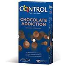 preservativos sabor chocolate