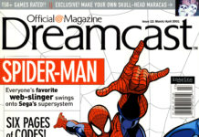 Official Sega Dreamcast Magazine Issue #12