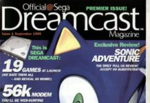 Official Dreamcast Magazine #1