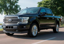 all electric f150