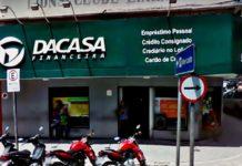 Liquidação extrajudicial Dacasa Financeira ampliado prazo para investidor