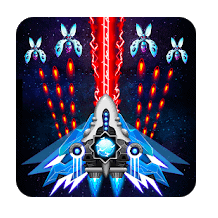 Space Shooter Galaxy Attack Mod Apk v1.389 (Unlimited Diamonds + Cards + Medal)
