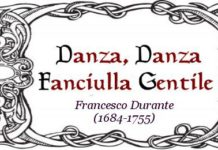 Danza Danza Fanciulla