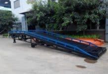 rampe di carico scarico