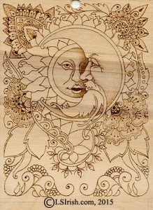 Henna Tattoos for Pyrography