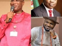 Koyoyo Congratulate Agege And Uduaghan On Their Victory At Tribunal