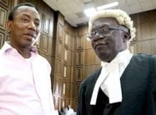 Femi Falana Speaks on Omoyele Sowore Re-Arrest In Court By SSS