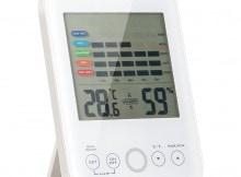 Misuratore umidita temperatura ambienti