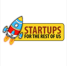 Startups for the rest of us podcast cover