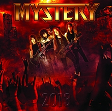 2013-MYSTERY IS HERE TO ROCK!/MYSTERY