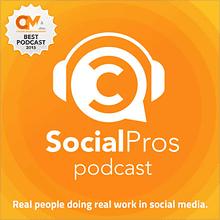 Social Pros podcast cover