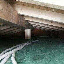Referencia izolácia betónového stropu Tále 3