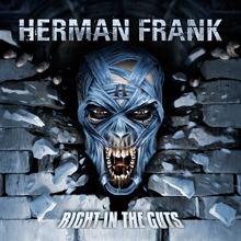 RIGHT IN THE GUTS/HERMAN FRANK