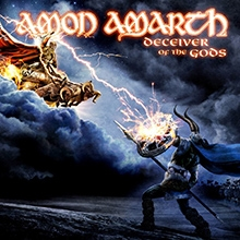 DECEIVER OF THE GODS/AMON AMARTH