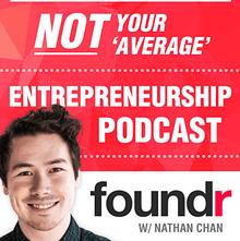 foundr podcast cover