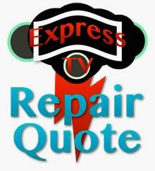 TV Repair Quote