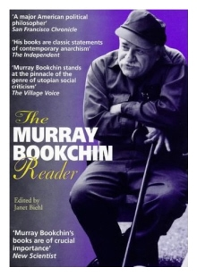 Cover - the Murray Bookchin Reader