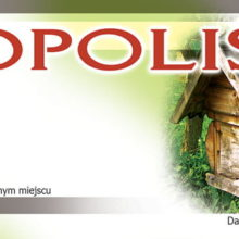 Etykiety - Propolis