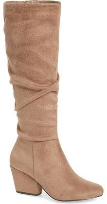 Bella Vita knee high slouch boots | 40plusstyle.com