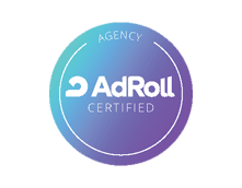 Image result for adroll partner badge
