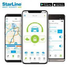 Autoalarm mit Smartphone App GPS Ortungssystem für Fahrzeuge mit KeylessGo