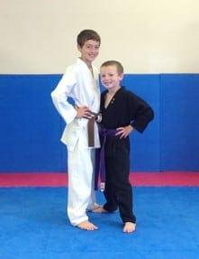 Children's Martial Arts Classes in Basingstoke