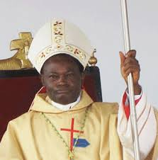 BISHOP NKUO URGES CHRISTIANS TO DRIVE OUT EVIL FROM KUMBO