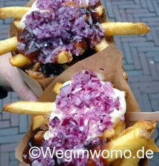 Pommes frites speciaal