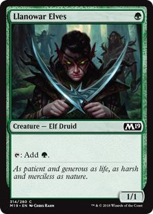 MTG-Standard-Rotation-2019-LLanowar-Elves-Out