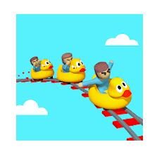 Idle Roller Coaster MOD APK v1.3.1