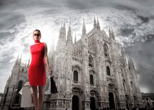 milano shopping lusso