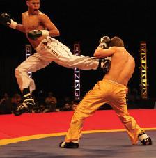 MMA Kick