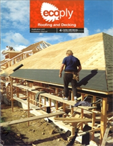 Plywood Installation Manufacturers Guidelines