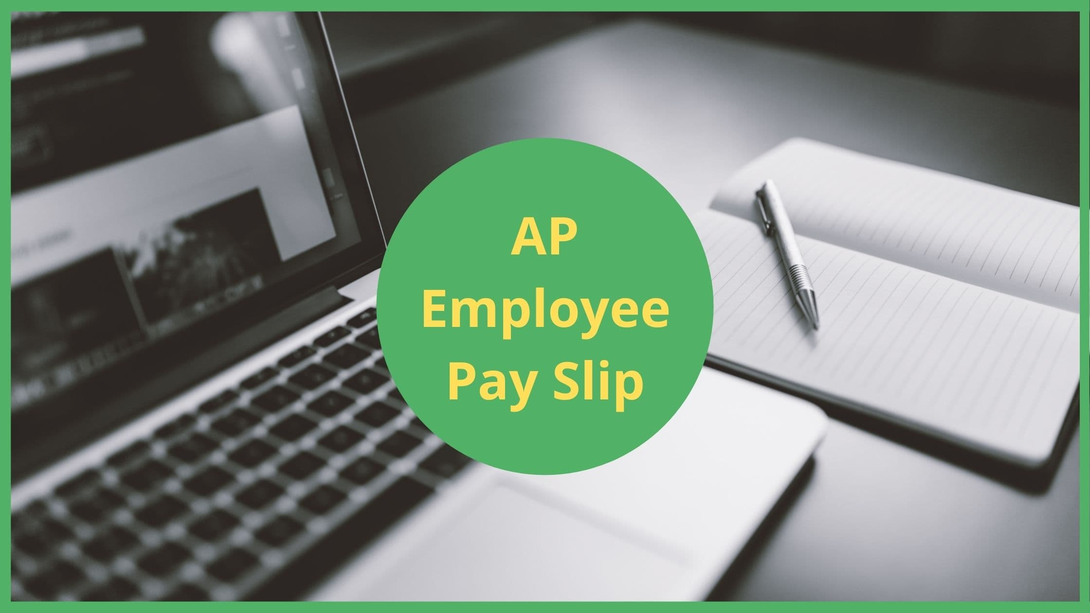 AP Teachers Payslip