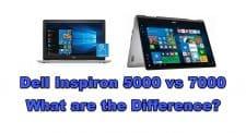 Inspiron 5000 vs 7000