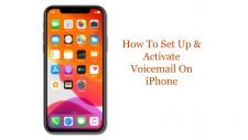 Set Up & Activate Voicemail on iPhone