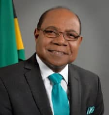 Jamaica's Minister of Tourism Edmund Bartlett Jamaica to Host First Ever Global Tourism Innovation Resilience and Crisis Management Summit