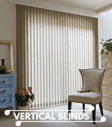 Banner Vertical Blinds