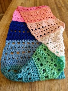 Read more about the article New Release: Coliseum Cowl pattern