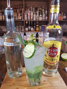 Traditional Mojito Recipe