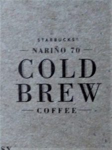 Starbucks Cold Brew Pitcher Pack Review