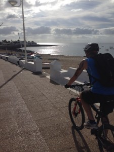 MTB Tour in Costa Teguise und El Golfo